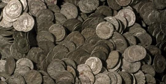 Rome, Romans, Coins, Caesar