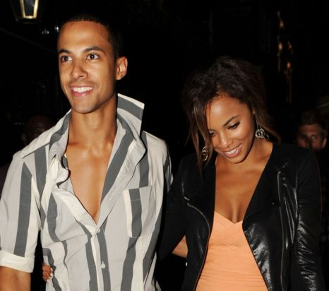 Marvin Humes Rochelle Wiseman