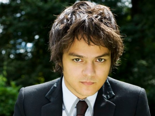 Jamie Cullum is promoting a Pizza Express talent competition