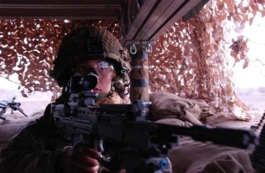 The TA & The Taliban (Picture: Watch) http://www.johnconroy.co.uk/films/new-series/ GRAB-Sheniz