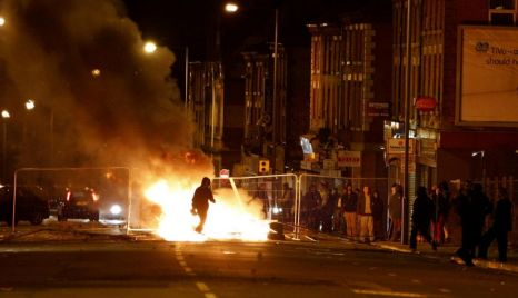 Liverpool riots: Merseyside police appeal to public after