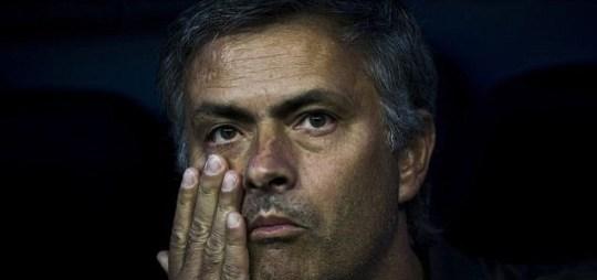 Jose Mourinho fan letter eye gouge Barcelona