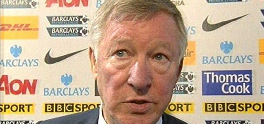 Sir Alex Ferguson BBC