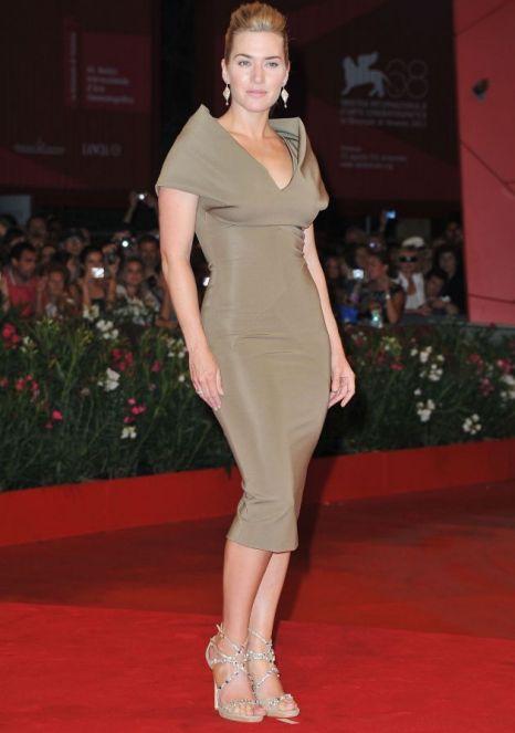 Kate Winslet, Carnage, Venice Film Festival