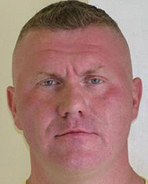 An inquest jury heard how Raoul Moat reacted after he was dumped over the phone by his girlfriend while in prison (Photo: PA)