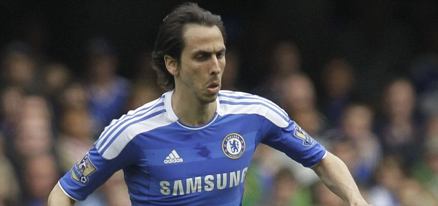 Chelsea's Yossi Benayoun