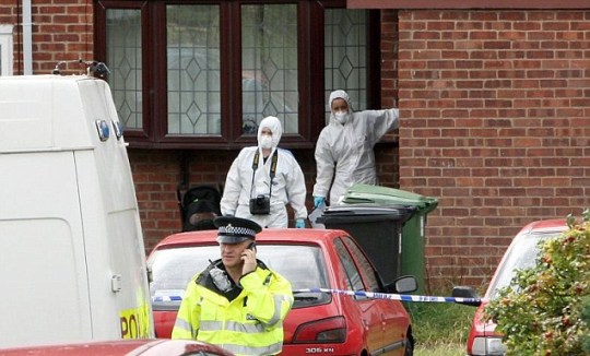 Oxfordshire double murder