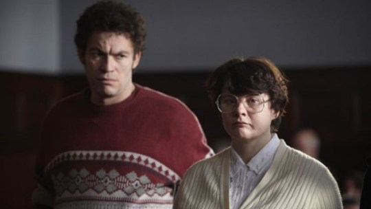 Dominic West and Monica Dolan Appropriate Adult
