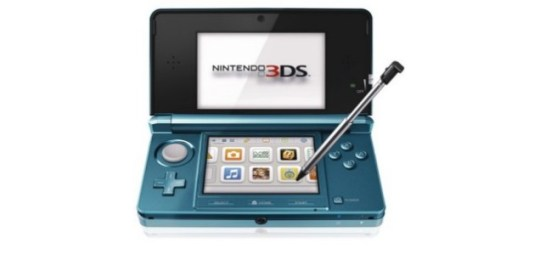 3DS - at least it's on the up