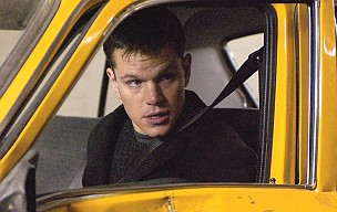 Actor Matt Damon stars as trained assassin Jason Bourne in The Bourne Supremacy (Picture: Jay Maidment)