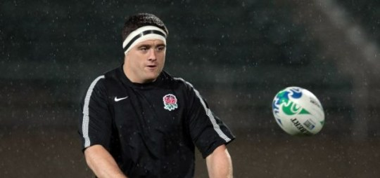 Andrew Sheridan, rugby, England