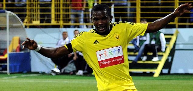 Anzhi Makhachkala, Samuel Eto'o
