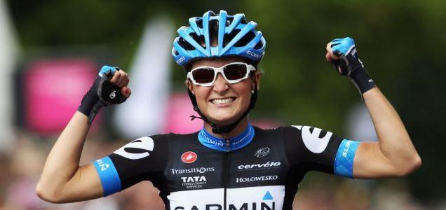 Elizabeth Armitstead, cycling, Olympics