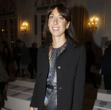 Samantha Cameron,  London Fashion Week 2011