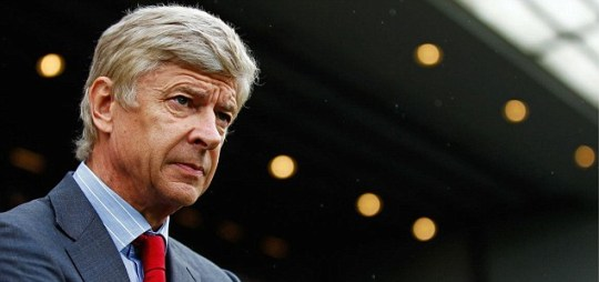 Arsene Wenger, Arsenal manager
