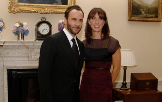 Samantha Cameron, Tom Ford, London Fashion Week 2011