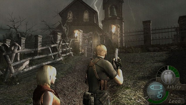 Resident Evil 4 (360) – zombies not included