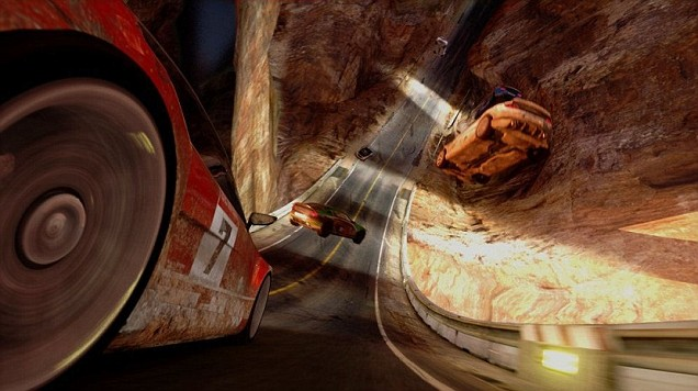 TrackMania 2 Canyon (PC) – the quick way down