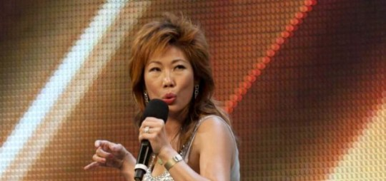 goldie cheung, x factor