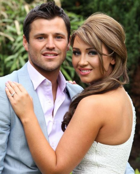 Mark Wright, Lauren Goodger