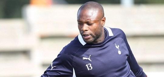 Tottenham's William Gallas