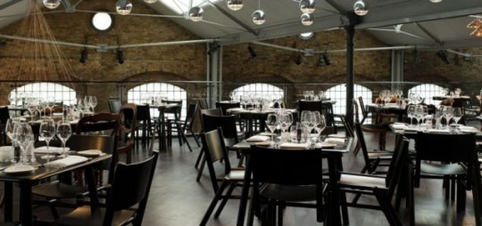 The Collection, restaurant review