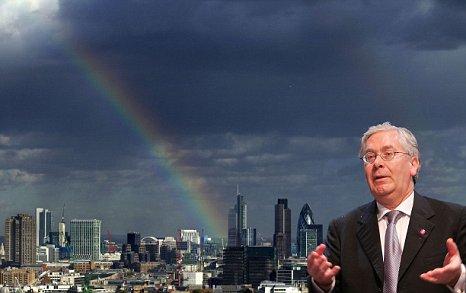 Mervyn King, Bank of England, quantitive easing