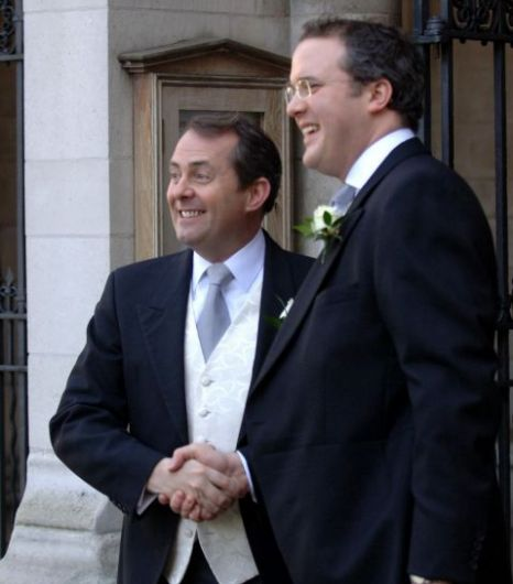Adam Werritty, Liam Fox