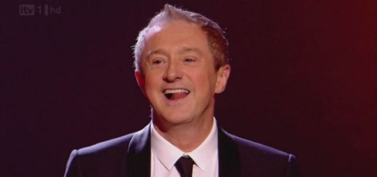 Louis Walsh's iTunes comment may land the show in hot water. (Picture: ITV)