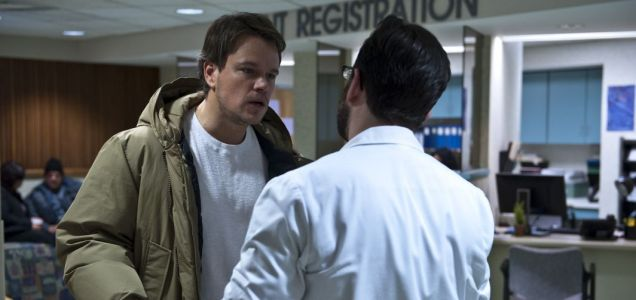 Contagion review.