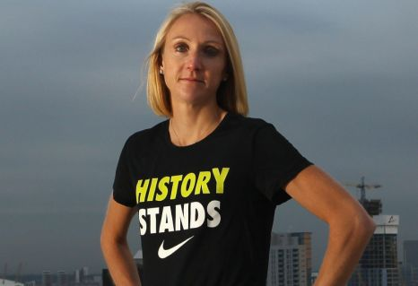 Paula Radcliffe london 2012 olympics