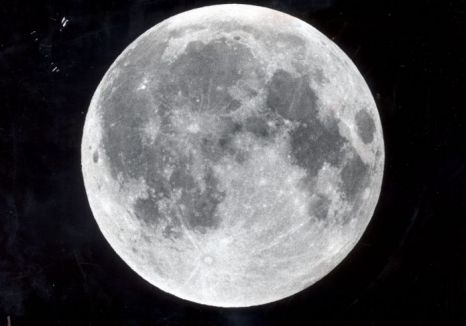 moon for UFO