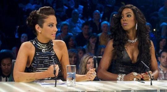 Kelly Rowland, Tulisa Contostavlos, X Factor
