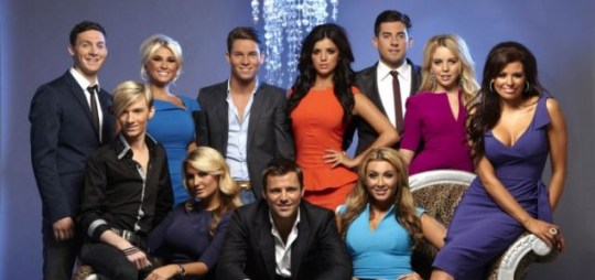 Will Lauren Goodger replace Mark Wright with new arrival Mario Falcone? (Picture: ITV)