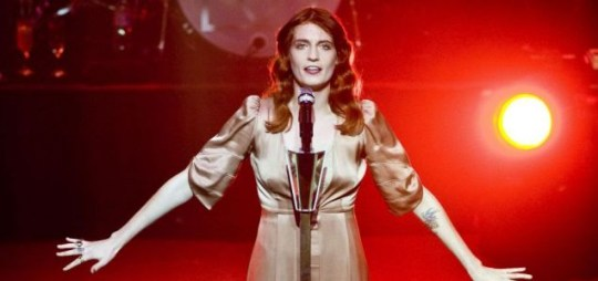 florence welch, X factor 2011