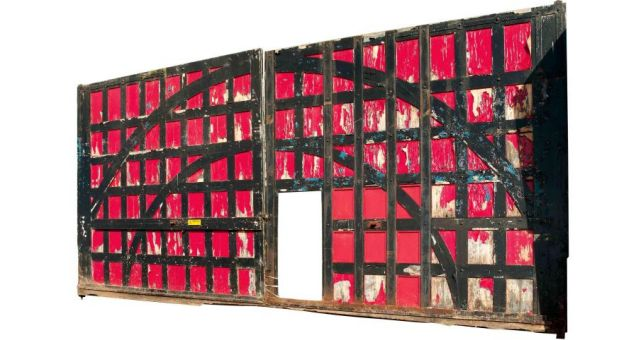 Wembley gates, auction.