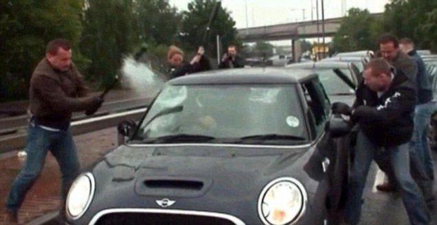 edmonton police smash mini