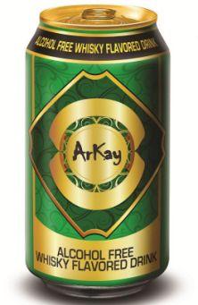 ArKay whisky non-alcoholic