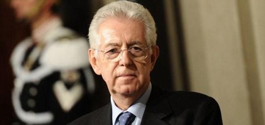 Newly nominated Italyís Prime Minister Mario Monti