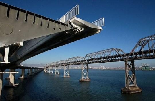 San Francisco-Oakland Bay Bridge
