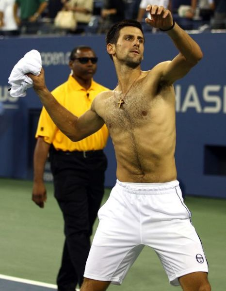 Novak Djokovic The Expendables 2