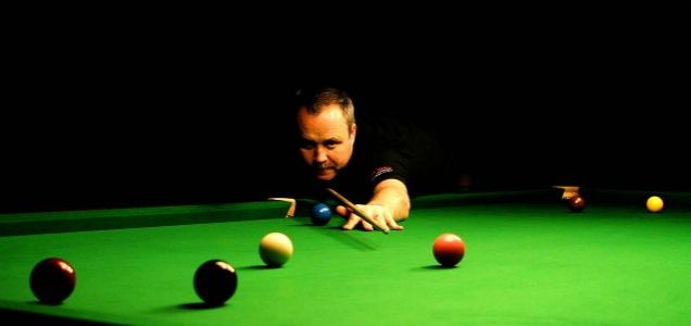 John Higgins Snooker UK Championship