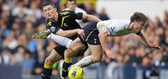Bolton Wanderers' Gary Cahill