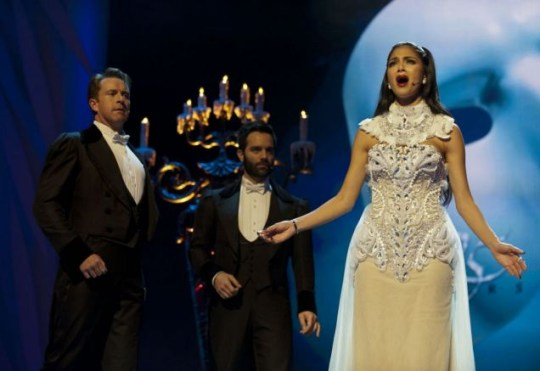 Nicole Scherzinger, Royal Variety Performance