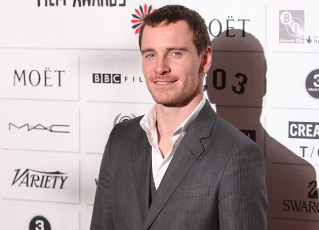 Actor Michael Fassbender arrives for the 14th annual British Independent Film Awards at Old Billingsgate, London, Sunday, Dec. 4, 2011. (AP Photo/Joel Ryan)