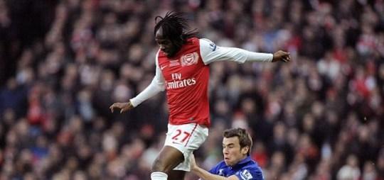 Arsenal's Gervinho