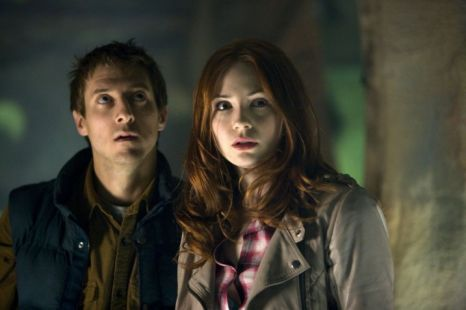 Doctor Who, Amy and Rory Pond