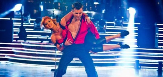 Harry and Aliona  dance their Show Dance to Great Balls of Fire by Jerry Lee Lewis