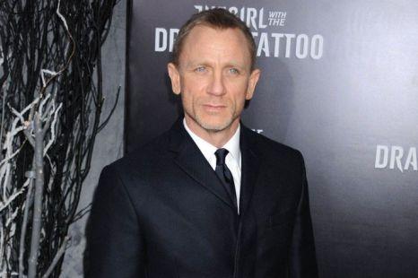 Daniel Craig, James Bond, Skyfall