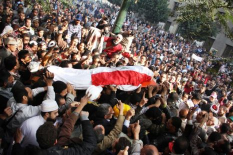 Egyptians, Cairo